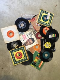 Assorted 45 rpm singles Bryans Road, 20616