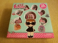 LOL Surprise Fashion Crush Eye Spy Series Fashion Surprise Set - 25 Su Germantown, 20876