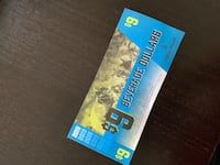 A pair of beverage tickets for Stampede Calgary, T2E 2C3