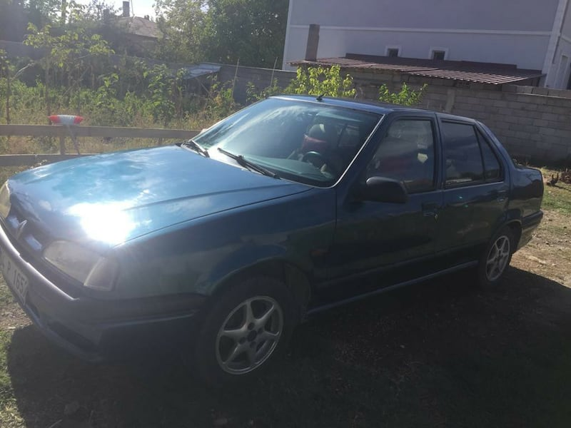 1998 Renault 19 1.6 EUROPA RNE HD/T AC 0