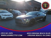 2017 Ford Mustang ONE OWNER ACCIDENT FREE Virginia Beach