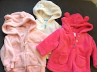 Baby sherpa jacket by Carters Mississauga, L5V 1N3