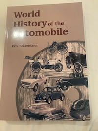 History of the automobile textbook