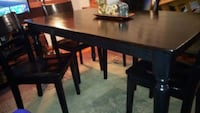 Exquisitely Finished Solid Hardwood Table & Chairs Junction City, 97448