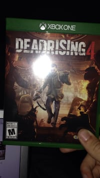 Xbox 360 The Walking Dead game case Aurora, L4G 7J2