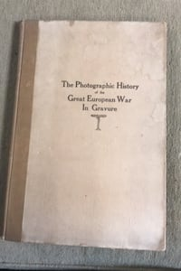 The photographic history of the great European war  Frederick, 21704