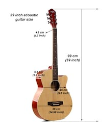 Acoustic guitar 39 inch for students, beginners or smaller adutls Toronto