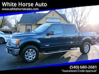 2013 Ford  F-150  XLT Warrenton, 20186