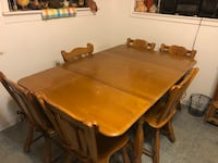 Solid Wood Table Moseley, 23120