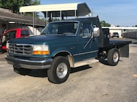 AB Cars 1995 Ford F-250 4x4 7.5 460 Big block cold AC 100k miles