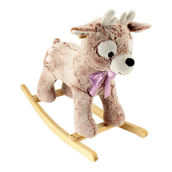 DEER BABY ROCKER - RIDE ON TOY