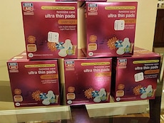 Rite Aid Ultra Thin Pads with Flexi-Wings
