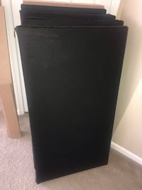 Black Acoustic sound proof panels $30 each  Glen Burnie, 21061