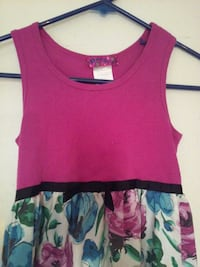 women's pink and black tank top Tucson, 85711