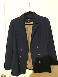 H&M Navy blue blazer  Middletown, 10940