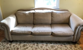 Extremely comfortable sofa