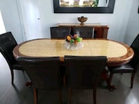 Marble table for 8 Gatineau, J9J