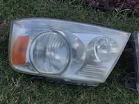 2005 Ford F-150 headlights