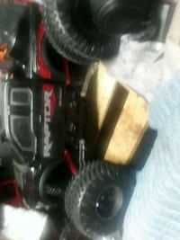 New Bright 1:18 R/C Ford Raptor and  New Bright 1: Anchorage, 99501
