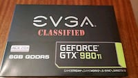 EVGA CLASSIFIED (Active cooling extreme 2.0 San Francisco, 94103
