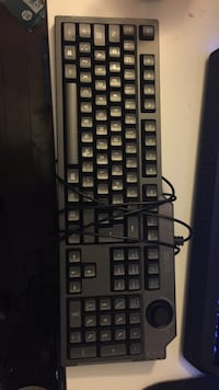 black and gray corded computer keyboard Winnipeg, R3V