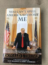 You Can't Spell America Without Me - Donald J. Trump Greenbelt, 20770