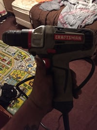 Black and red craftsman hand drill Bunker Hill, 25413