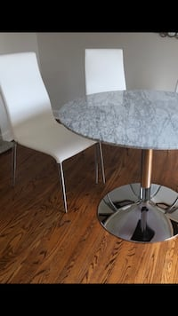 Marble Martini Dining Set