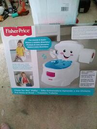 Fisher-Price Smart Stages Chair box Edmonton, T5H 2S2