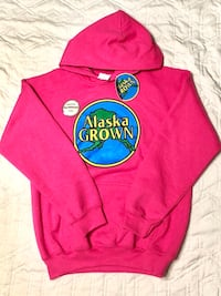 NWT Alaska Grown Girls Hoodie Springfield, 22152