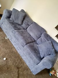 Couch & Ottoman  Columbus