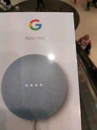 New. Unopened Google Nest Mini