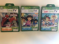 Leap Tv learning games Rathdrum, 83858