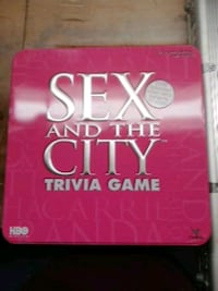 Sex and the City trivia game Pickering, L1V 3Z6