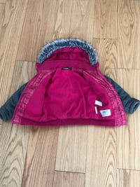 Girls coat size 3T