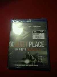 A quiet place blu ray 7049 km