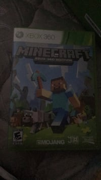 Sony PS4 Minecraft game case Houston, 77089