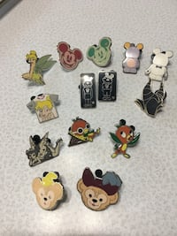 Disney tradable pins Elkhart, 46516