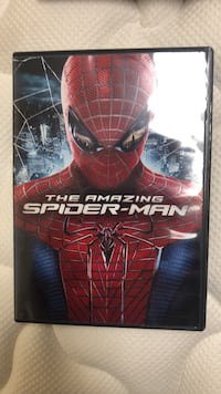 The Amazing Spiderman DVD Fairfax Station, 22039