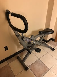 EXERCISE/WORKOUT EQUIPMENT