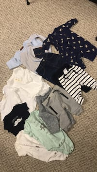 0-3 month baby boy clothes McHenry, 60051