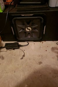 15 inch with ported Q bomb box Summerville, 29483