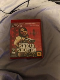 Red dead game for ps3  Edmonton, T5X 3P8
