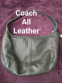 Coach Black Leather Purse Westminster, 80030