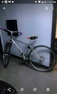 black and gray hard tail mountain bike Los Angeles, 90065