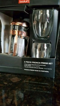 French press set Anaheim, 92805