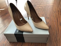 Nude pointed toe pumps size 8.5 San Diego, 92116