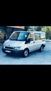 2005 Ford Transit journey Istanbul