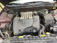 2005 Hyundai Sonata Motor & Transmission For Sell Houston, 77091