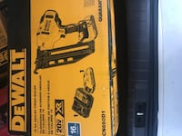 DeWalt cordless impact wrench box Houston, 77007